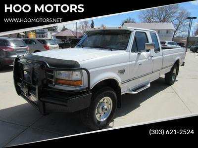 Ford F-250 1997 for Sale in Kiowa, CO