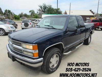 Chevrolet 1500 1998 a la Venta en Kiowa, CO