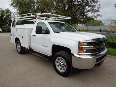 Chevrolet Silverado 3500 2015 for Sale in Grand Prairie, TX
