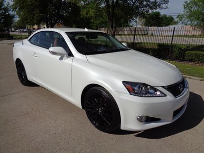 2014 Lexus IS 250C  for sale VIN: JTHFF2C22E2529462
