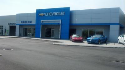 Barlow Chevrolet Image 1