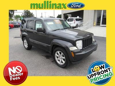 2010 Jeep Liberty Sport for sale VIN: 1J4PN2GK1AW135841