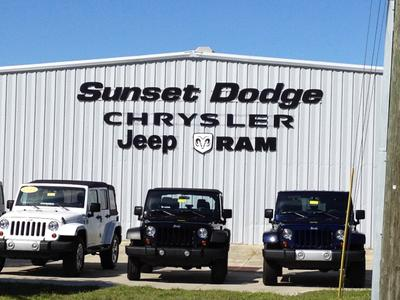 Sunset Dodge Chrysler Jeep Subaru RAM Image 6