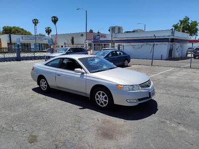 Toyota Camry Solara 2002 for Sale in Alhambra, CA