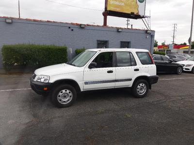 2001 Honda CR-V LX for sale VIN: JHLRD28401C004258