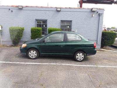 2001 Toyota ECHO Base for sale VIN: JTDAT123510104414