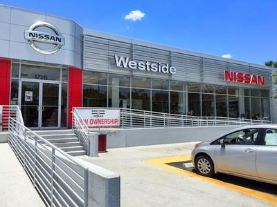 Greenway Nissan of Jacksonville Image 6
