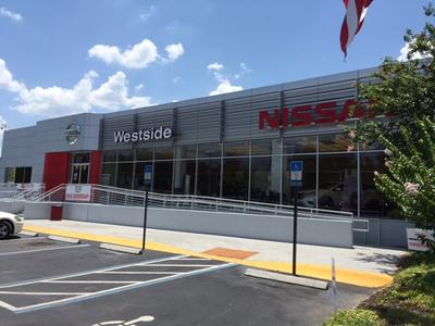 Greenway Nissan of Jacksonville Image 8