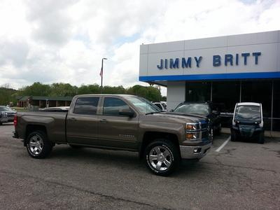 Jimmy Britt Chevrolet Buick GMC Image 4