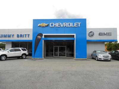 Jimmy Britt Chevrolet Buick GMC Image 9