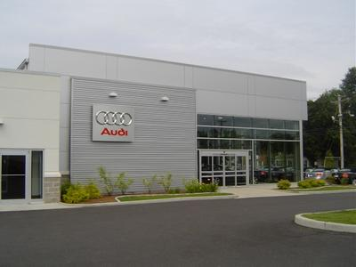 Audi of Fairfield Image 1