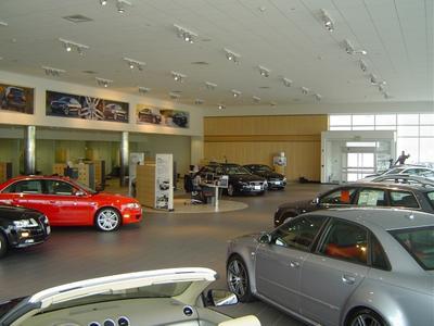 Audi of Fairfield Image 8
