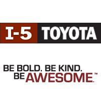 I-5 Toyota Image 1