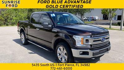 Ford F-150 2019 for Sale in Fort Pierce, FL