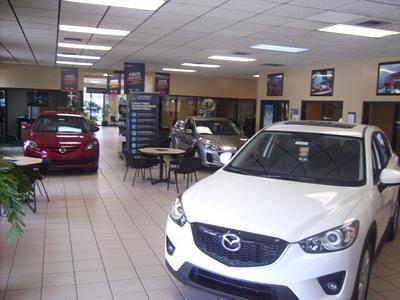 Tyrone Square Mazda Image 1