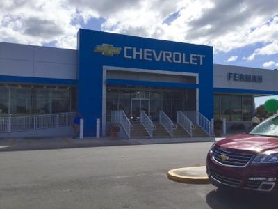 Ferman Chevrolet of Tampa Image 2