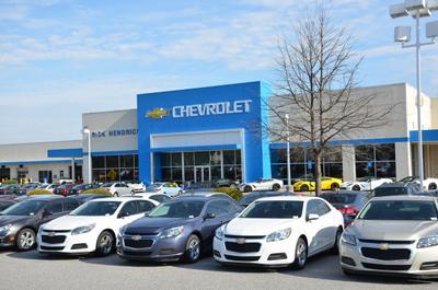 Rick Hendrick Chevrolet of Duluth Image 8