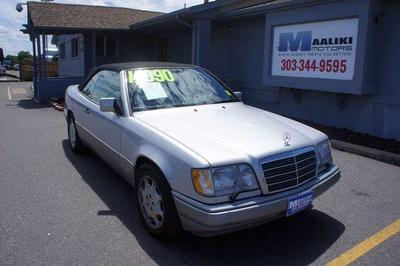 Mercedes-Benz E-Class 1995 for Sale in Aurora, CO