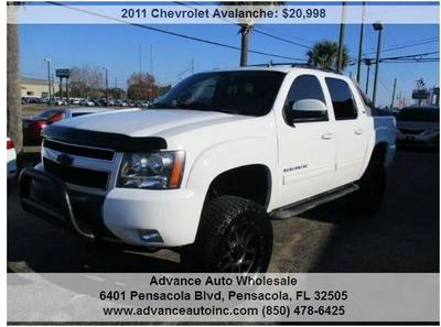 Chevrolet Avalanche 2011 for Sale in Pensacola, FL
