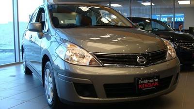 2011 Nissan Versa 1.8 S for sale VIN: 3N1BC1AP6BL358536