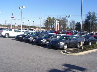 Crown Nissan of Greenville Image 1