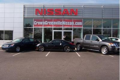 Crown Nissan of Greenville Image 7