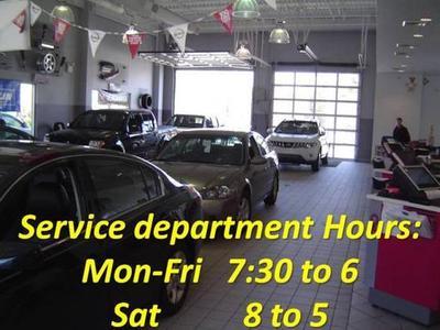 Crown Nissan of Greenville Image 8