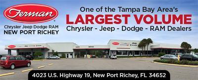 Ferman Chrysler Dodge Jeep Ram New Port Richey Image 1