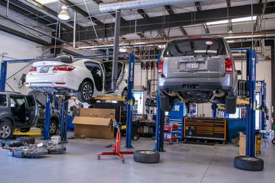 Stockton Honda Image 1