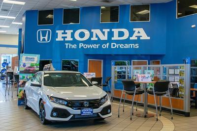 Stockton Honda Image 3