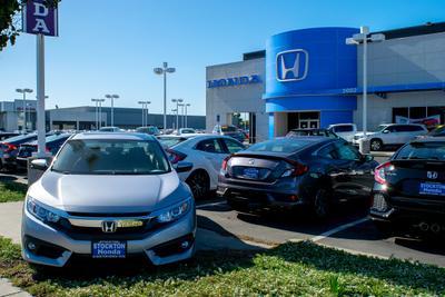 Stockton Honda Image 4