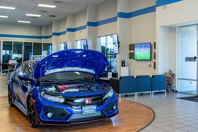 Stockton Honda Image 8