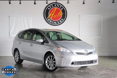 2013 Toyota Prius v Five for sale VIN: JTDZN3EU4D3259827
