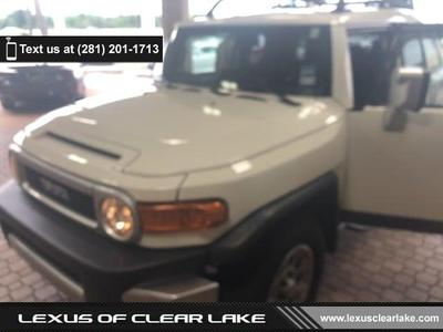 2011 Toyota FJ Cruiser Base for sale VIN: JTEBU4BF4BK102894