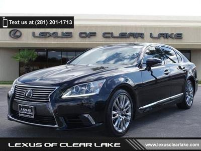 2017 Lexus LS 460 Base for sale VIN: JTHBL5EF6H5145373