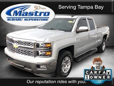 Chevrolet Silverado 1500 2015 for Sale in Tampa, FL