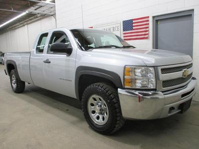 Chevrolet Silverado 1500 2013 for Sale in Highland Park, IL