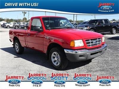2002 Ford Ranger XL for sale VIN: 1FTYR10D32TA18740