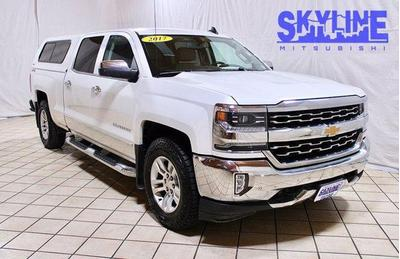 Chevrolet Silverado 1500 2017 for Sale in Denver, CO