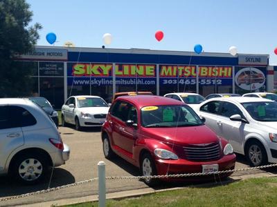 Skyline Mitsubishi Image 8