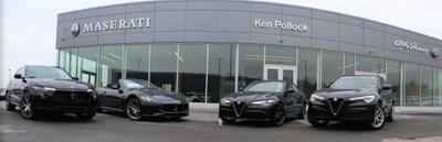 Ken Pollock Alfa Romeo Maserati Image 4