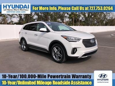 Hyundai Santa Fe 2017 for Sale in New Port Richey, FL