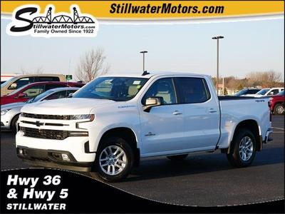 Chevrolet Silverado 1500 2019 a la venta en Stillwater, MN