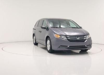 2017 Honda Odyssey LX for sale VIN: 5FNRL5H22HB020832
