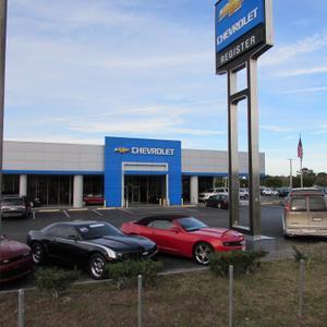 Register Chevrolet Image 8