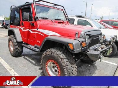 Jeep Wrangler 1999 for Sale in Homosassa, FL