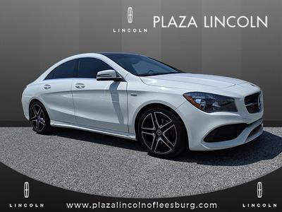2018 Mercedes-Benz CLA 250 Base for sale VIN: WDDSJ4EB7JN532377