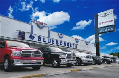 Bluebonnet Chrysler Dodge RAM Image 1