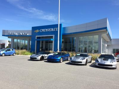Cecil Clark Chevrolet In Leesburg Including Address Phone