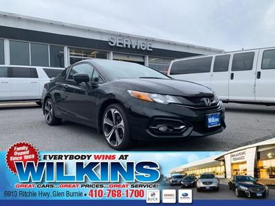 2014 Honda Civic Si for sale VIN: 2HGFG4A52EH702557
